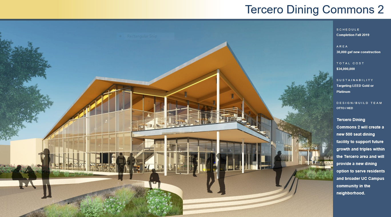 Tercero Dining Commons 2