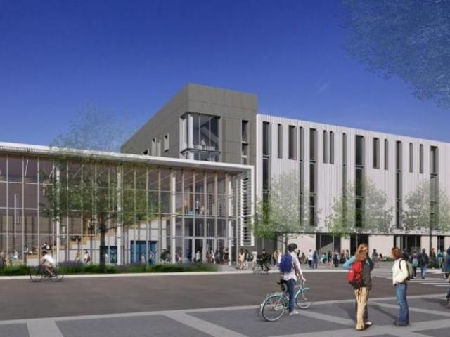 Rendering of the Teaching and Learning Complex